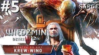 Oto piąty odcinek mojej serii Zagrajmy w Wiedźmin 3: Krew i Wino (l...