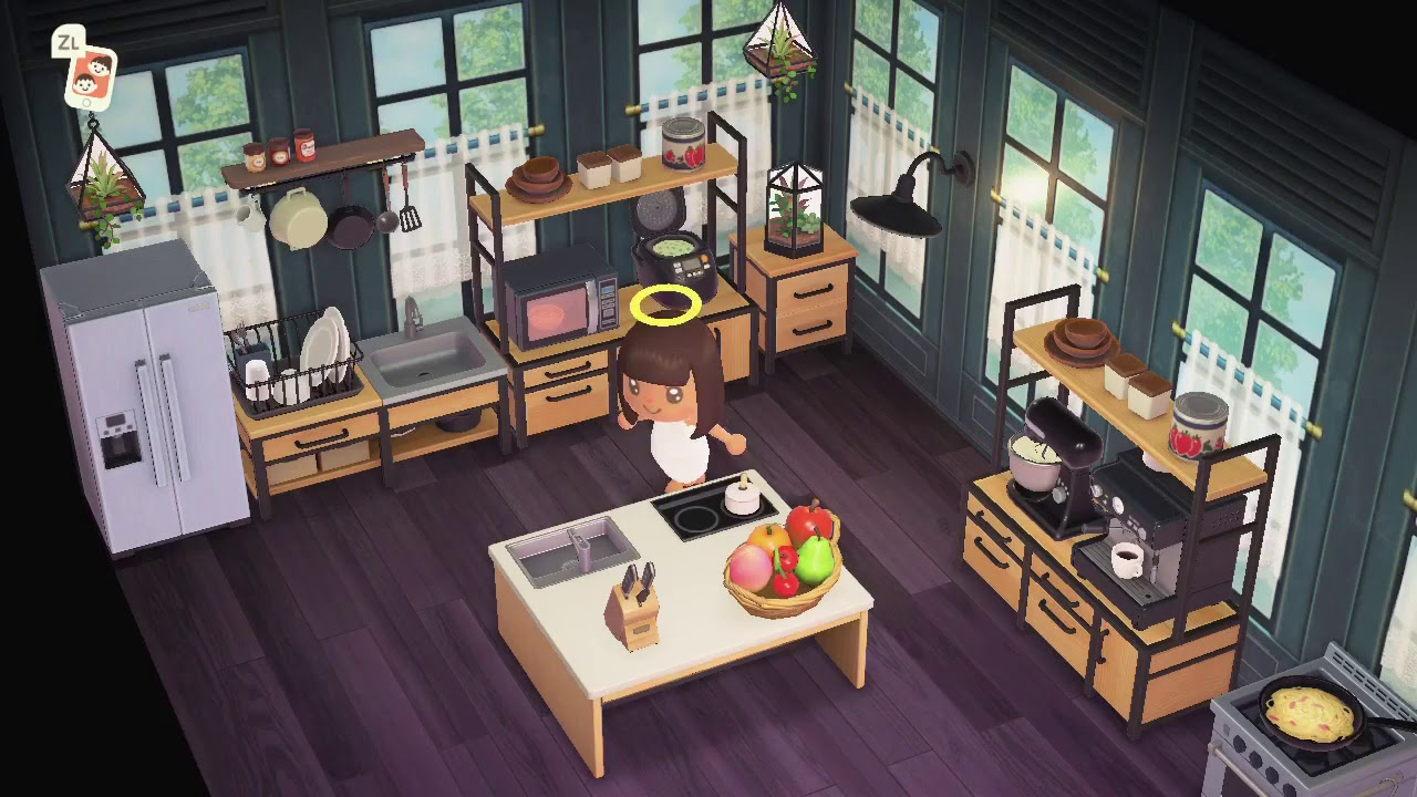 Gorgeous Ironwood Kitchen Furniture Set Animal Crossing ... on Ironwood Furniture Animal Crossing  id=96799