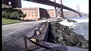 Paul Barrier Under The Golden Gate Bridge 3 Thumbnail