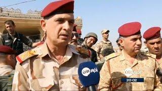 أخبار عربية - رئيس الأركان: داعش يفقد توازنه بالموصل ويرسل عائلاته إلى الرقة