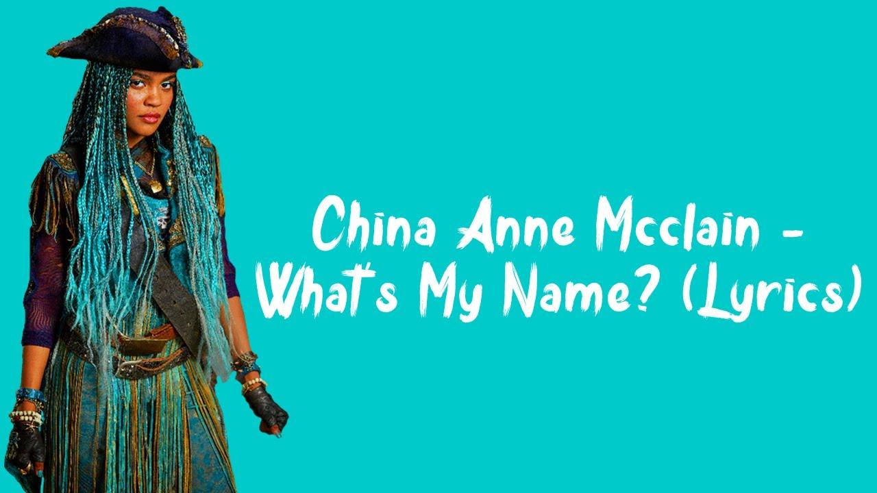 China Anne McClain - What's My Name? (Lyrics) - YouTube