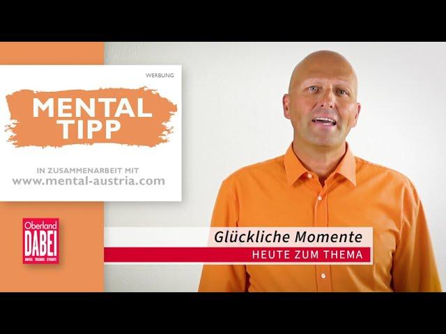 Oberland DABEI Mentaltipp - 29.09.2021