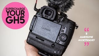 HUGE Lumix GH5 Video Upgrade with these 3 CHEAP accessories (All under $50)