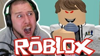 THE DOCTOR WANTS MY BRAINS | Escape The Evil Hospital (ROBLOX) Gameplay