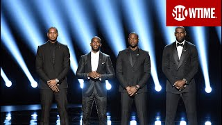 2016 ESPY Awards Intro Speech | SHUT UP AND DRIBBLE | LeBron James SHOWTIME Series