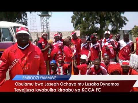 SPORTS:Obulamu bwa Joseph Ochaya mu Lusaka Dynamos