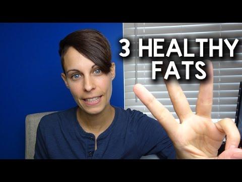 3 Healthy Sources of FAT | Vegan Nutrition
