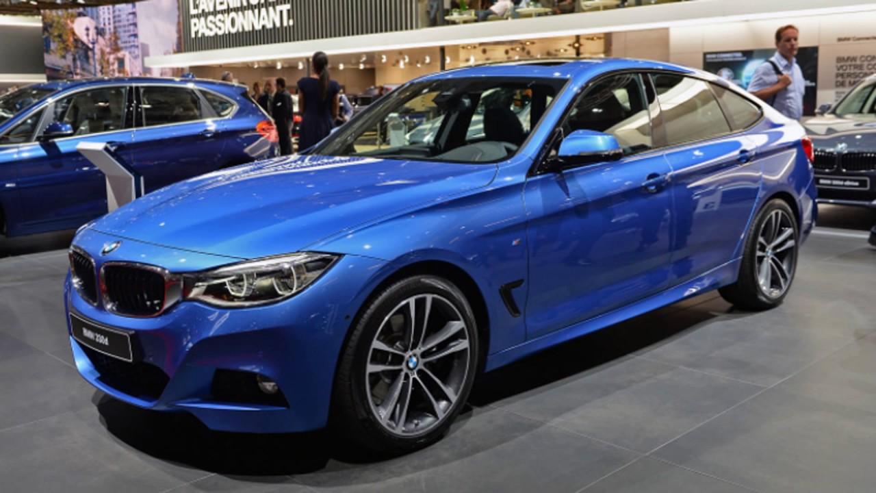 Rumor 2018 BMW 340i New Gran Concept ?? - YouTube