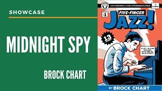 Midnight Spy | Late Beginner Piano Solo