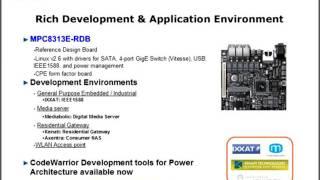 MPC8313E PowerQUICC Processor