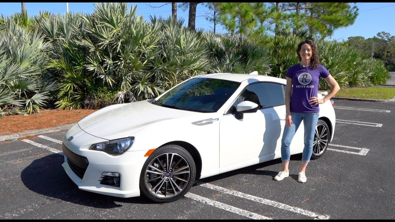 Is BUYING a used 2016 Subaru BRZ a GOOD decision? - YouTube
