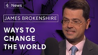 James Brokenshire MP on surviving cancer, a no-deal Brexit and how social media is changing politics