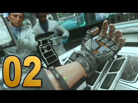 Advanced Warfare Walkthrough - Mission 2 - ATLAS (Call of Duty Campaign Let's Play)