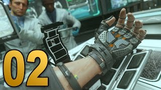 Advanced Warfare Walkthrough - Mission 2 - ATLAS (Call of Duty Campaign Let