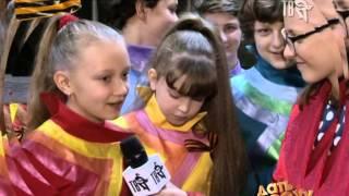 Дети о Великой Отечественной Войне...