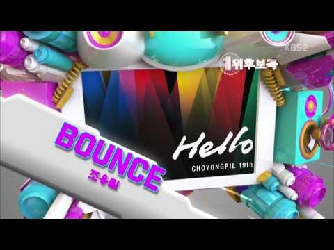 [Live HD] 130614 Today No.1 Music Bank - EXO vs. Cho Yong Pil