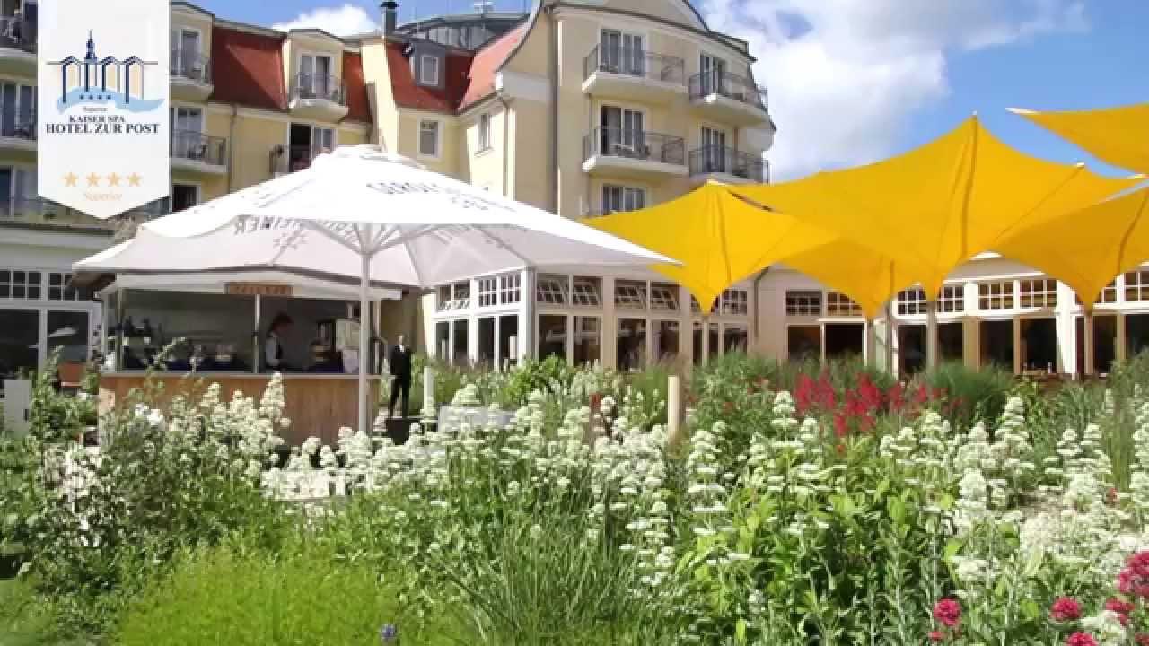 Ostsee Im Kaiser Spa Hotel Zur Post