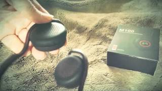 Video Moudio M100 Wireless Bluetooth Smart Headphones download MP3, 3GP, MP4, WEBM, AVI, FLV Juli 2018