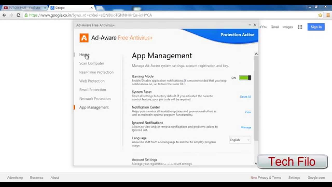 ad aware free antivirus activation key