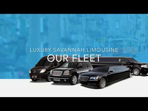 Limousine Service Savannah GA | (912) 225-6050 Luxury Savannah