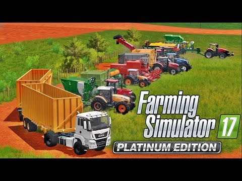 Farming Simulator 2017 Platinum Edition | TODAS AS MÁQUINAS!! thumbnail