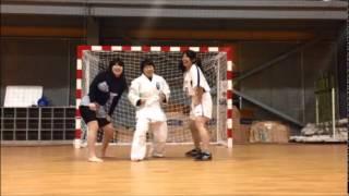 IPU・環太平洋大学 女子ハンドボール部 2014インカレin岐阜