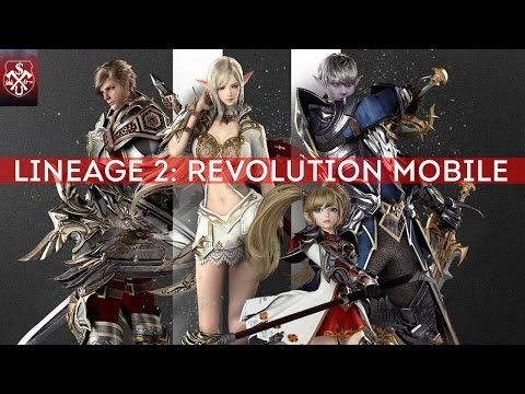 Lineage 2: Revolution на Android