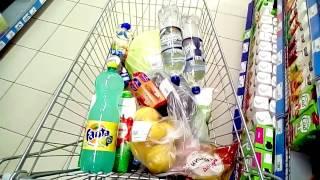 КАК ПОХУДЕТЬ? 1 день ЯПОНСКОЙ диеты//  Идем в магазин за продуктами // РЕШИЛАСЬ