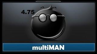 MULTIMAN 4.75  + INSTALACIÓN + TUTORIAL Y DESCARGA   PS3  - almadgata