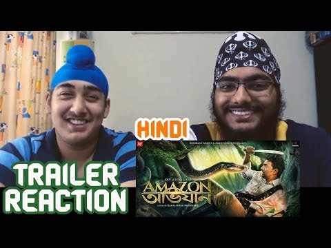 Amazon Obhijaan HINDI Trailer REACTION...