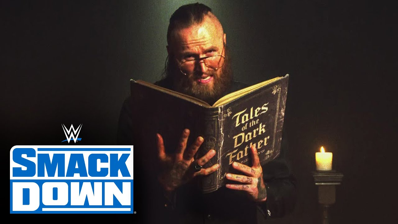 Aleister Black's Chapter Two: Reality: SmackDown, April 30, 2021