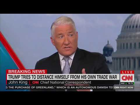 CNN's John King: 'Trump is absolutely right' on China<i> </i>and he 'deserves a lot of credit'