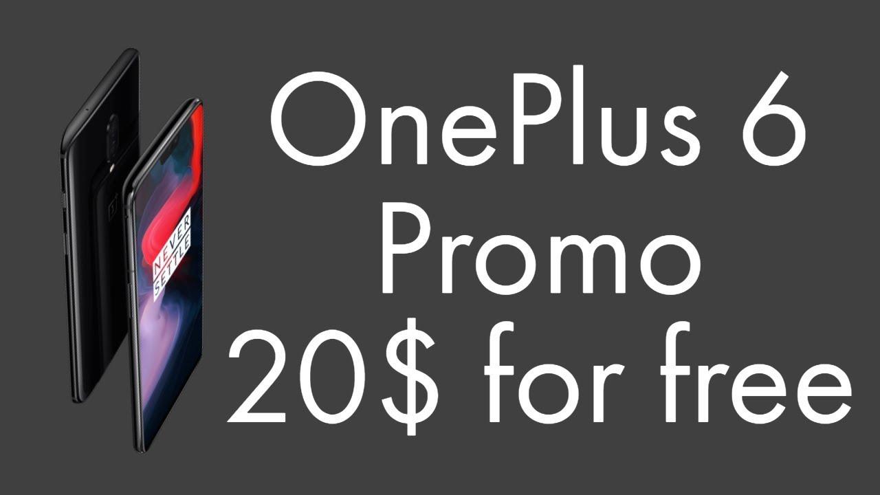 promo code voucher oneplus 6