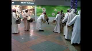 UAE National Day   41st   Traditional music performed @ Hamarain Center in Dubai