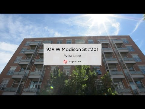 939 W Madison Street #301 Chicago, IL 60607