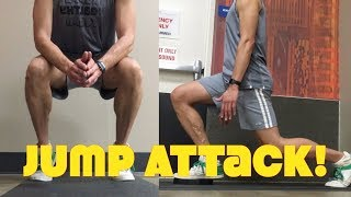 My Current Workout: OMG It Hurts So Bad! Jump Attack