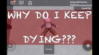 WHY DO I KEEP DYING?!? | Roblox Murder Mystery 2 Gameplay