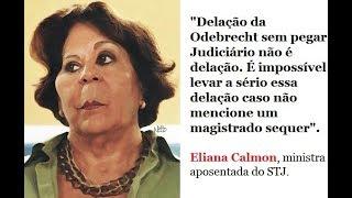 Ministra Eliana Calmon denuncia corrupção no judiciário