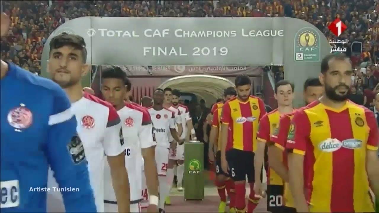 finale retour cl 2019 esp u00e9rance sportive de tunis 1