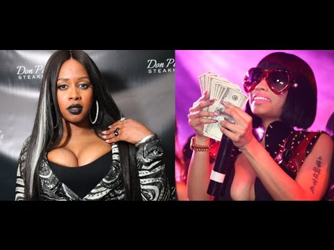 Nicki Minaj Challenges Remy Ma to Not Mention Her Name and Drop a hit song and She'll give her $500K