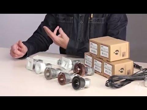 Mini LED Downlights and Adjustables - Install - Ju