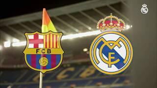 EL CLÁSICO | Barcelona vs Real Madrid