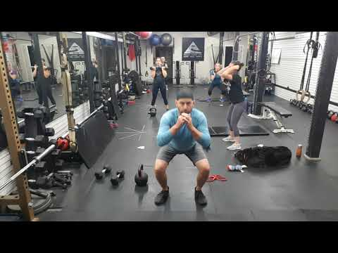 F3FIT Online Class, Round (1)