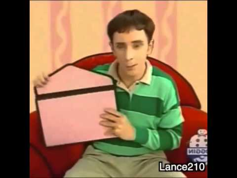 blues clues letter vine deez nuts vine blues clues 10557