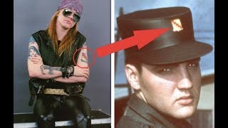 Guns N' Roses  The True Story Behind Axl Rose's Tattoos