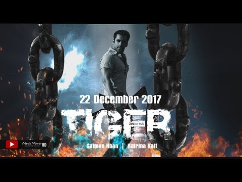 Thumbnail: TIGER ZINDA HAI 2017 FIRST LOOK | SALMAN KHAN & KATRINA KAIF