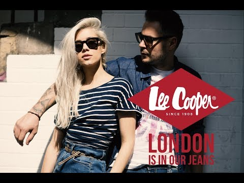 LONDON IS IN OUR JEANS With Alina Ceusan