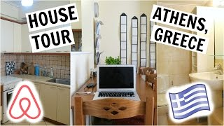 Gambar cover MY AIRBNB HOUSE IN ATHENS ★ FULL COSTS AND HOUSE TOUR