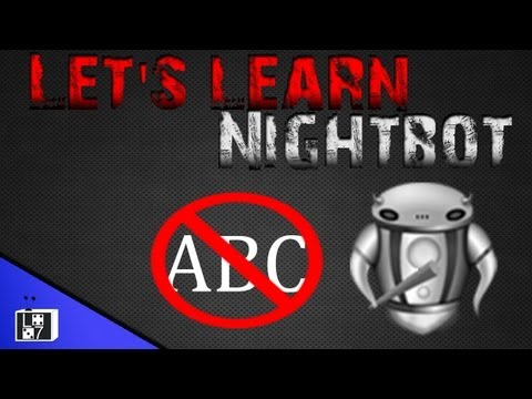 How to setup nightbot (Live Streaming tips)