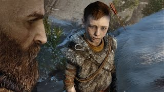 God of War - PS4 Announcement High Quality Trailer - E3 2016